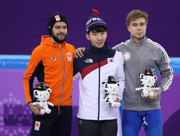 Шорт-трек, мужчины, 1500 метров