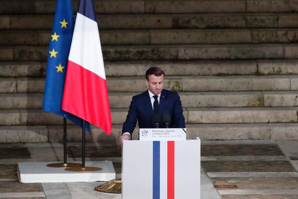 Фото:Francois Mori / AP