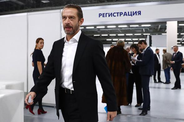 Актер Владимир Машков