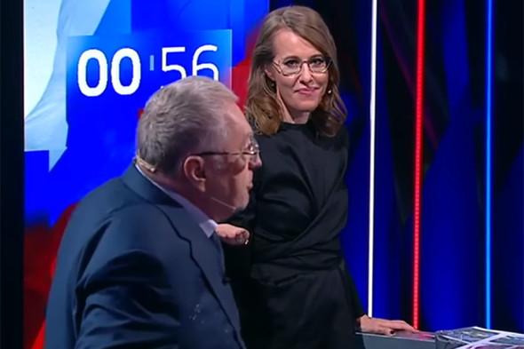 Фото:скриншот передачи телеканала «Россия 1»