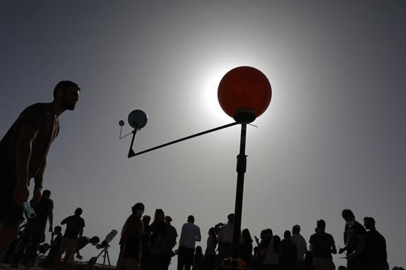 Фото: Abir Sultan / EPA / ТАСС