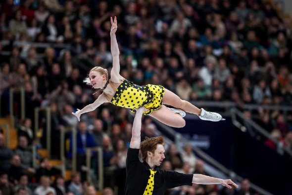 Евгения Тарасова / Владимир Морозов