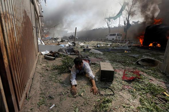 Фото: Omar Sobhani / Reuters
