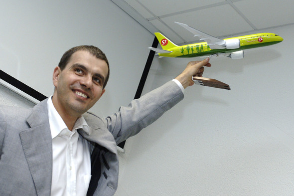 Генеральный директор S7 Airlines Владислав Филев