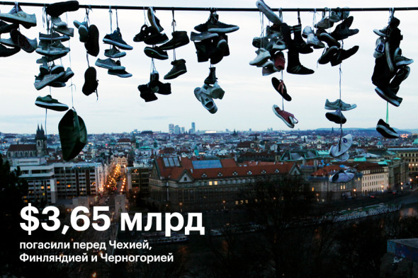 Фото:Petr Josek Snr / Reuters