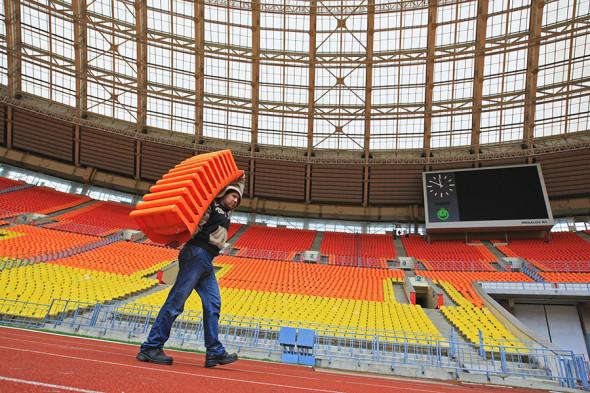 Фото:Руслан Кривобок / РИА Новости