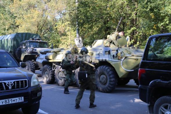 Версия о теракте в Керчи не подтвердилась