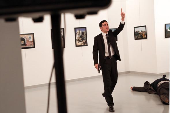 Фото:Burhan Ozbilici/AP