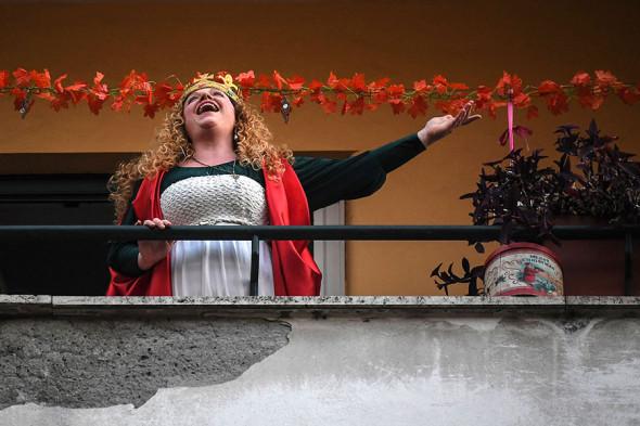 Фото:Alberto Lingria / Reuters