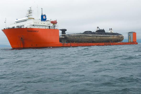 Подводная лодка проекта 671РТМК «Щука»