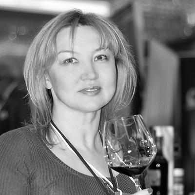 Светлана Фомичева владелица винного бутика «Вайн-Бутик»