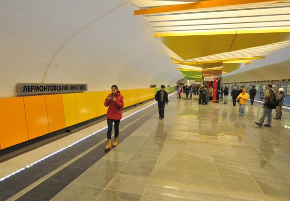 метро лермонтовский пр-т