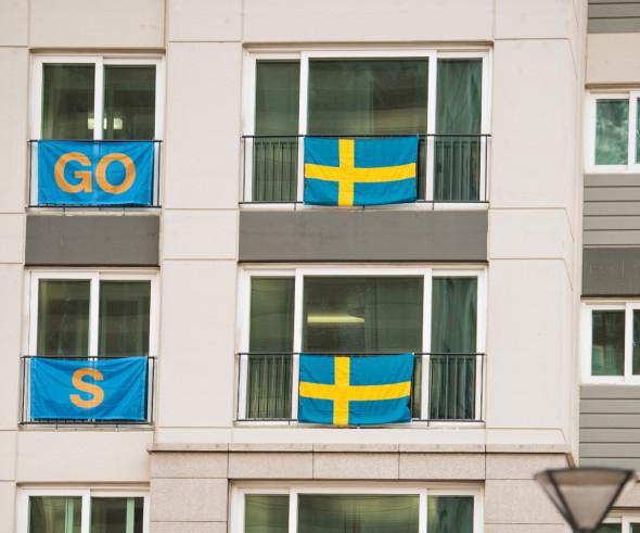 Фото:Petter Arvidson/ZUMAPRESS.com