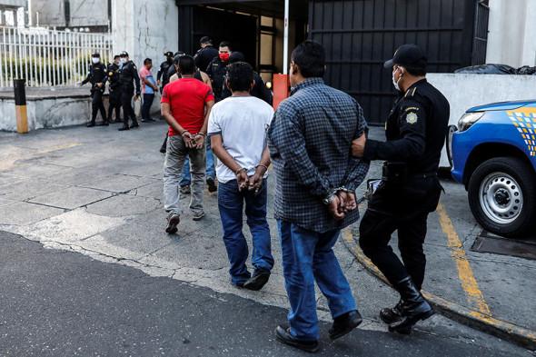 Фото: Luis Echeverria / Reuters