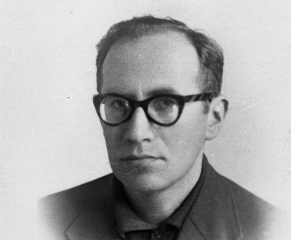 Муж Ирины Антоновой,  доктор искусствоведения Евсей Ротенберг