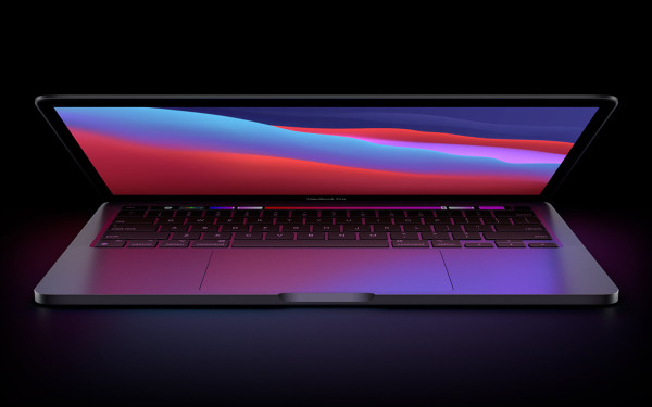 Macbook Pro 13 на чипе M1