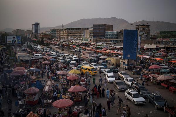 Как изменилась жизнь в Афганистане при власти талибов. Фотогалерея