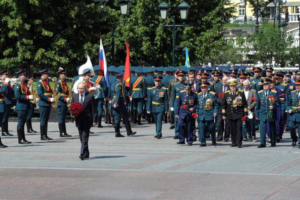 В мире вспомнили день начала Великой Отечественной войны. Фоторепортаж