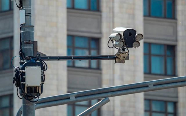 Дорожные камеры в Москве научатся находить «опасных» водителей