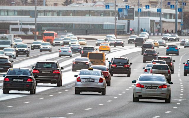 Водители перестали получать штрафы ГИБДД в Москве
