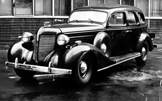 Моторы Москвы. Пять главных автомобилей довоенной столицы
