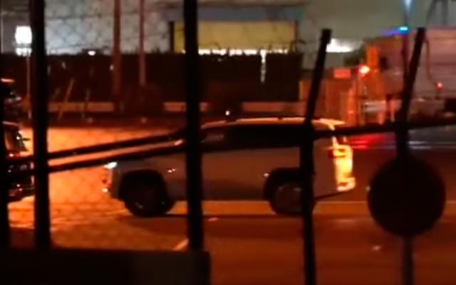 Поездку Toyota Land Cruiser 300 показали на видео