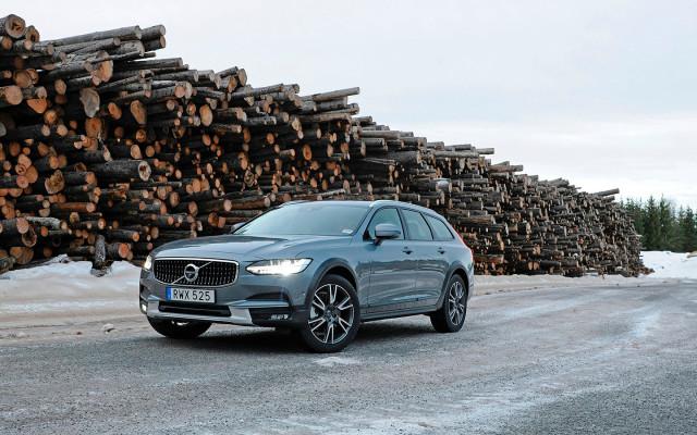 Скрытые преимущества. Тест-драйв Volvo V90 Cross Country