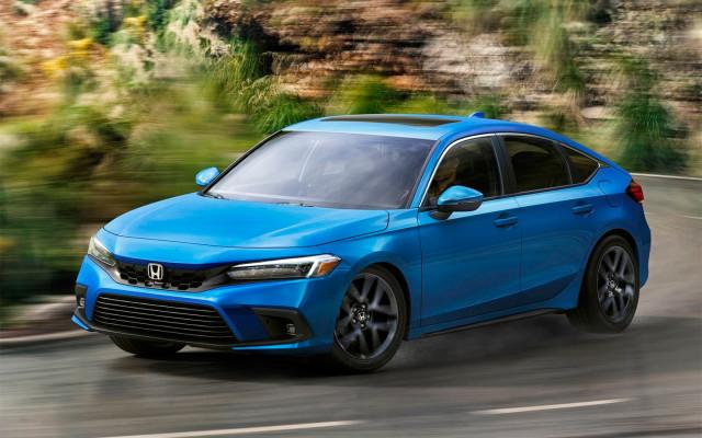 Honda представила новый хэтчбек Civic