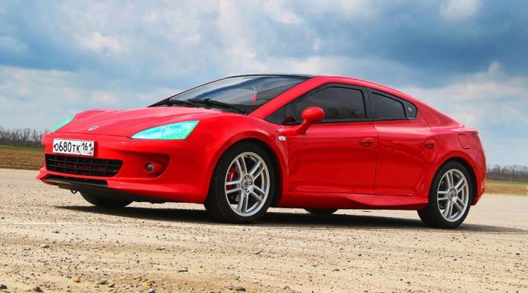Вспомним еще один народный автомобиль, только спорткар. Четырехдверное купе TagAZ Aquila можно было купить всего за 415 000 рублей, но при каком условии?