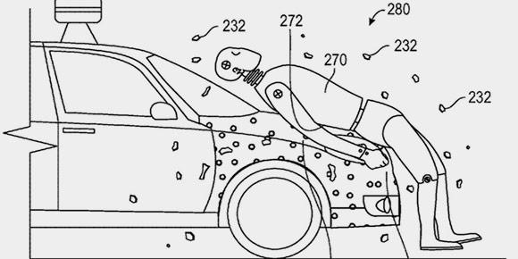 Системам безопасности автопроизводители уделают особое внимание. Например, для защиты пешеходов в США изобрели липкий капот. Какая машина получила такую необычную функцию?