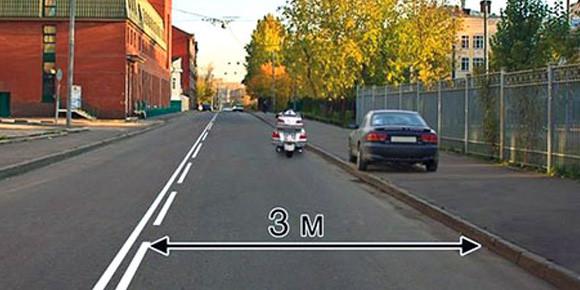 А вот задачка чуть сложнее: кто из водителей припарковался с нарушением?