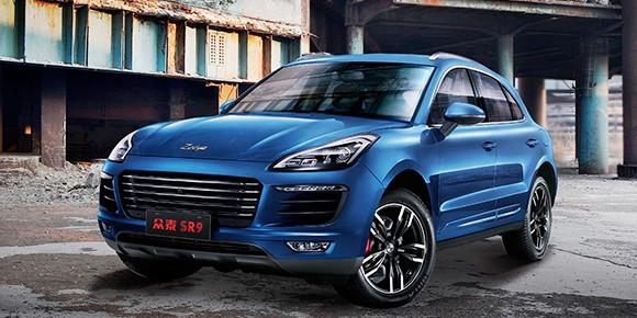 Фирма Zotye известна своими копиями популярных немецких кроссоверов — от Audi Q5 до Volkswagen Tiguan. В 2016 г. китайцы клонировали Porsche Macan, а впоследствии у модели SR9 даже появилась спецверсия, посвященная фильму: