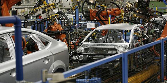 Отвлечемся от Санкт-Петербурга. В каком российском городе был построен самый первый автомобильный завод иностранного автомобильного бренда?