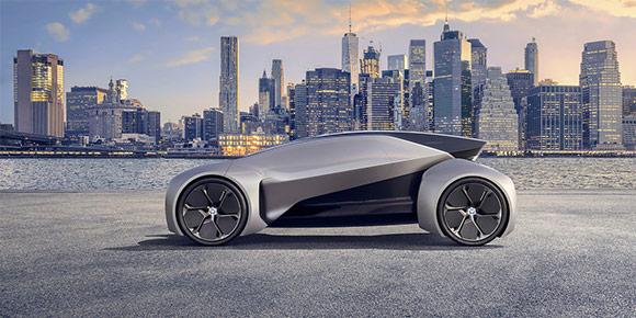 Впрочем, столь удручающее будущее личному транспорту прогнозируют не только в BMW. А кто еще?
