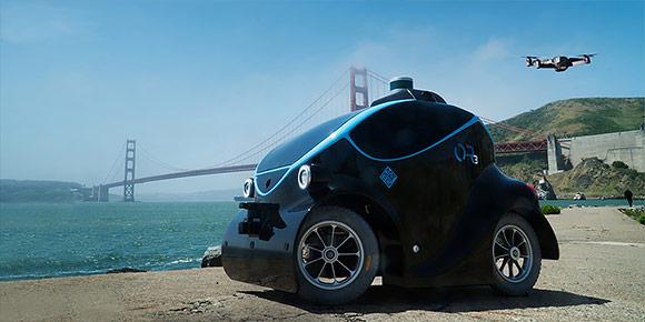 До конца 2017 г. в Дубае появятся миниатюрные беспилотные автомобили Q-R3, разработанные сингапурской компанией OTSAW Digital. Какие функции они будут выполнять?