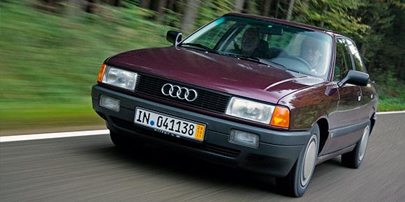 Вы наверняка помните Audi 80, которая в народе у нас получила прозвище «бочка». А как окрестили легендарную модель автомобилисты в Северной Америке?