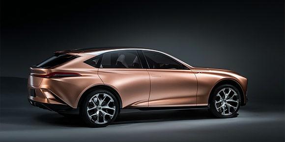 А теперь перейдем к самому популярному типу автомобилей. Как думаете, кто видит таким кроссовер будущего?