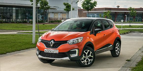 Сколько моделей марки Renault производят в России?