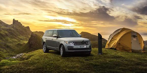 И еще одна невероятная новость. Land Rover установил терминал зарядки для электромобилей на острове Скай, в 24 км от ближайшей дороги. Верите в такое?