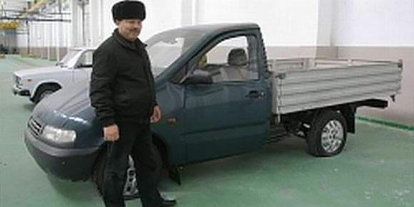 Кроме ТагАЗа собственный проект пытался реализовать и аргунский завод «Чеченавто». Сможете назвать машину?