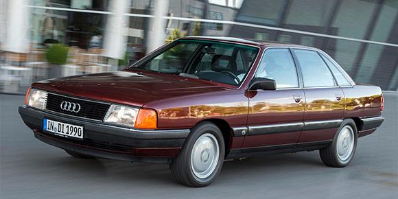 В 1990-х на российских авторынках была очень востребована Audi 100 в кузове C3. Помните, как ее называли в народе?