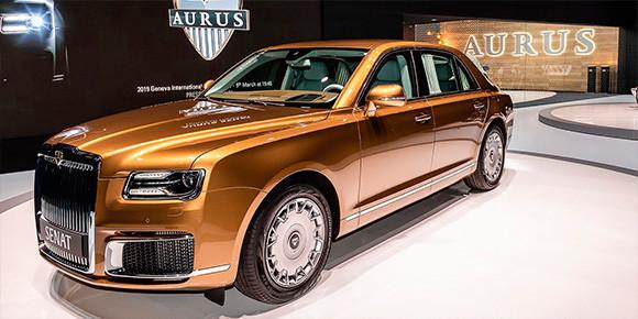«Мы много лет ждали автомобиль Aurus и, наконец, получили то, чем можно гордиться».