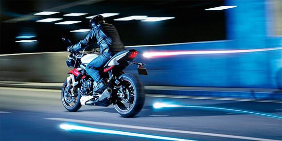 Кстати, о байкерах. Попробуйте угадать, какое рекордное нарушение скорости мотоциклистом было недавно зафиксировано камерой?