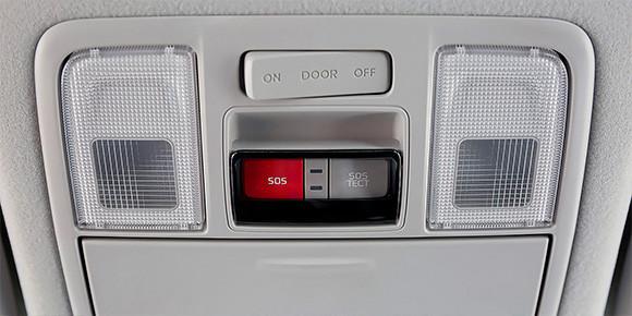 Теперь сложнее. Вы купили в автосалоне новую машину, но не нашли в ней кнопки ЭРА-ГЛОНАСС. Ваши действия?