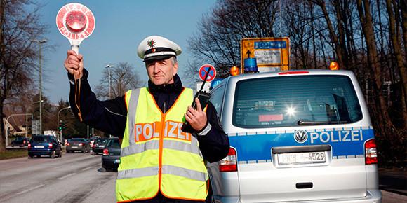 Интересно, а что говорит опыт иностранных государств? За что, например, штрафуют в автомобилизированной Германии?