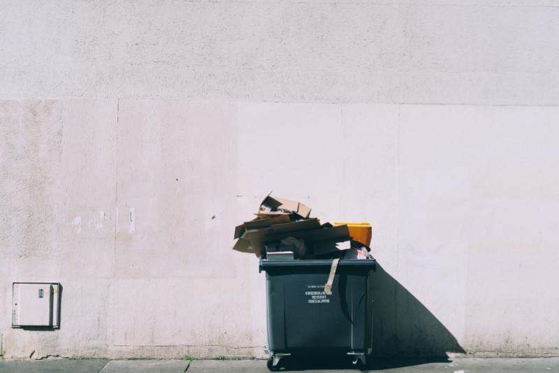 Мифы о переработке мусора