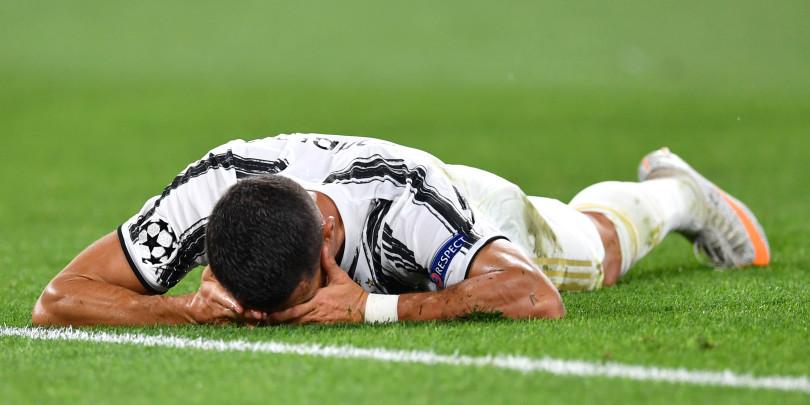Реакция Криштиану Роналду на сенсационный вылет его клуба из Лиги чемпионов