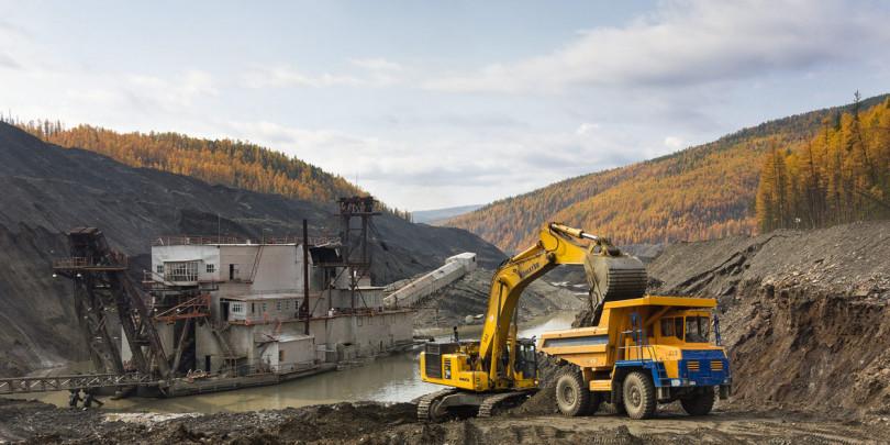 Фото: Добыча золота (Фото: «Полюс»)