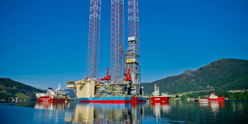 Фото: Maersk Drilling