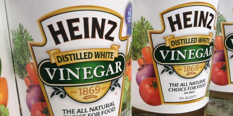 Уксус Heinz